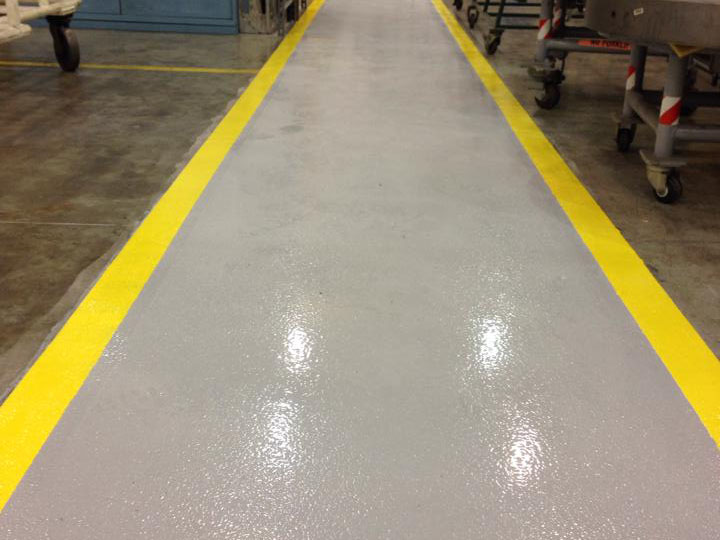 100% Solids Epoxy